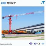 Katop QTZ80-5613 tower crane 8t load from factory with good price