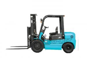 China Blue Internal Combustion Counterbalance Forklift Truck 2.0 - 3.5T on sale