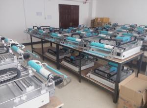 Economic surface mount technology Equipment , CHMT36 led