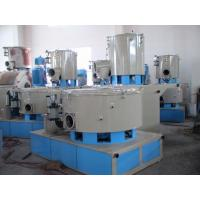 China Electric Control System PVC Mixer Machine Customized Voltage Double Sealed Lid on sale