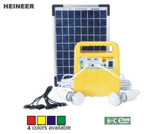 China Heineer DC System-Solar Home System,small solar home system,mobile charger on sale