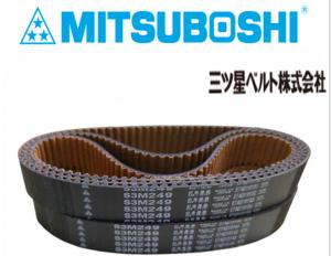 China MITSUBOSHI  Circular tooth synchronous belt  S1.5M、S2M、S3M、S5M、S8M、S14M on sale