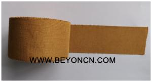 China Cricket Bat Tape Rugby Training Rayon Tape Tan Color Strapping Tape plaster on sale