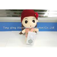 China Stuffed Animals , Plush Dolls Small Sound Module / Music Box sounds With One Button on sale
