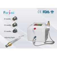 Best seller high frequency protable fractional rf microneedl acne removal machine