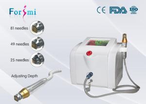 China FDA technology fractional micro needle rf machine for skin resurfacing & wrinkle removal on sale