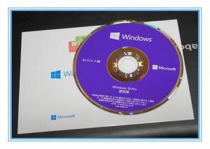China Microsoft Windows 10 Operating System Korean Version OEM 64 Bit Package on sale