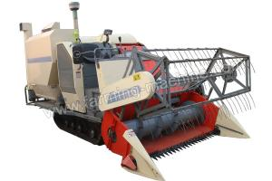 China Large Rice/Wheat Combine Harvester on sale