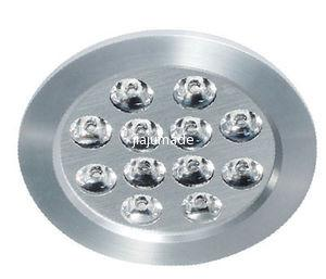 China 12W Recessed LED Ceiling light Downlight LED 12W on sale