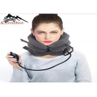 Portable Lightweight Inflatable Cervical Neck Stretcher Traction Device U- Shape
