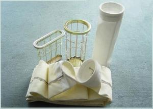 Quality P84 PTFE filter cloth for dust / air filter industrial thick felt fabric for sale