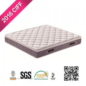 China Comfort Bedroom Furniture High Elastic Sponge And Pocket CoilSpring Mattress | Meimeifu Mattress on sale