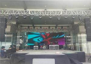 China Eachinled New design Model SMD1921 P3.91 Outdoor Rental LED Screen Display on sale