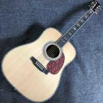 Custom 41 AAA Solid Spruce Top D Style Ebony Fingerboard Electric Acoustic Guitar