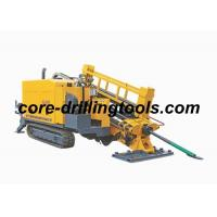 145KW Diesel Horizontal Directional Drilling Rigs Pipe Pulling Machine