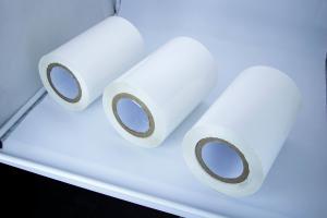 China White 0.085mm 85um PET Thermal Lamination Film on sale