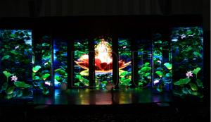 China High resolution outdoor p3.91 rental led display/concert stage background led screen/backdrop led screens on sale