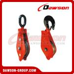 DAWSON DSPB-F1 Single Open Hook Pulley  from China Manufacturer