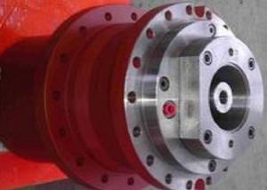 China Komatsu PC60-7 PC60-5 Excavator Gearbox Final Drive Assembly TM07VC-1M on sale