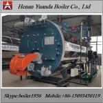 Industrial Fire tube 1 ton 2 ton  3 ton Diesel Oil / heavy oil Fired Steam Boiler