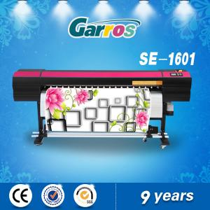 China Removable Vinyl Sticker Printing Machine with 1.6m / 1440dpi / fast speed on sale