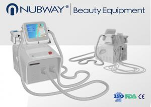 China cryolipolysis + lipo laser rf cellulite reduction machine  on sale