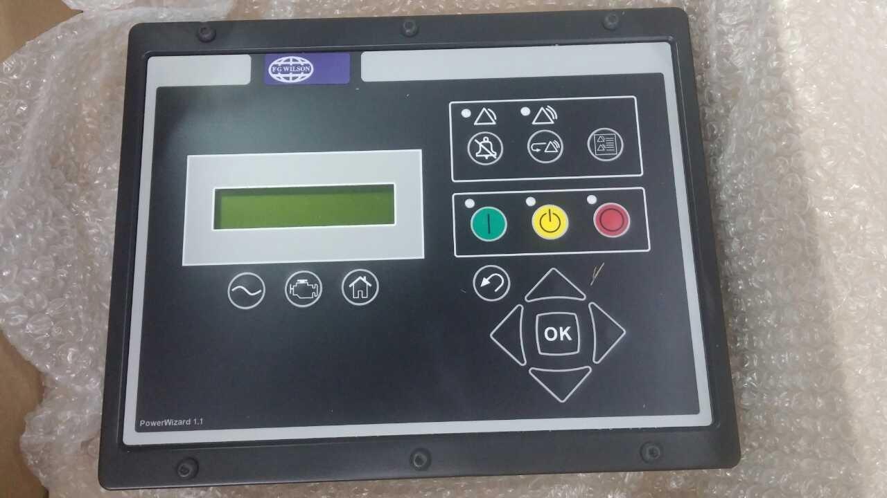 Digital Control Panel : Powerwizard digital control panels providing