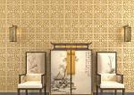 Alta gama que broncea el Wallcovering no tejido desprendible moderno del papel pintado del dormitorio