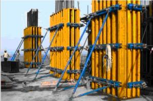 China H20 Timber Beam Formwork for Rectangle, Square Concrete Column Formwork on sale