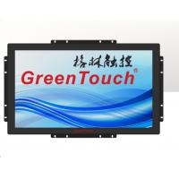 China Square 23.6 Inch Wall Mount Open Frame Touch Monitor / Touch Display Monitor on sale