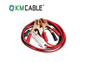 China 2 Gauge Battery Interconnect Cables Electric Wire Inverter UL Certificated on sale