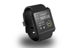 China Pedometer Phonebook Sync Smart Bluetooth wrist  Watch Phone Manufacturer on sale