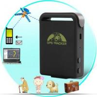 China Vehicle GPS GPRS GSM Tracker with Standby 80hours,Electronic Lock,Quiver Alarm on sale