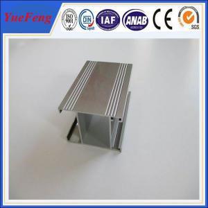 Quality custom extrusion profile aluminium Manufacturer / OEM aluminium extrusion for for sale