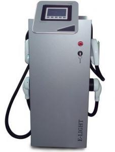 China Интенсивный пульсированный светлый полупроводник охлаждая, 50дж/Км2 удаления волос на лице Элигхт on sale