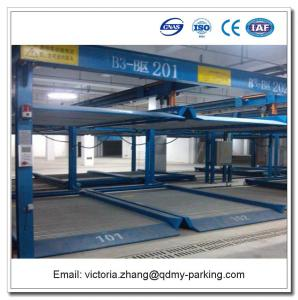 China psh 2 floor puzzle vertical horizontal Intelligent Parking System on sale