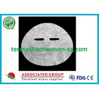 China Ladies Paper Facial Mask Sheet / Pure Moisture Mask Sheet Homemade on sale