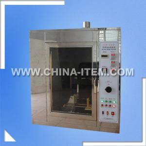 China Toy Flammability Tester Glow Wire Test Apparatus on sale