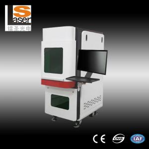 China Fiber Laser Marking Machine 50w Raycus For Guns Engraving on sale