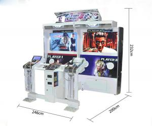 China Coin Operated Time Crisis 4 Arcade Gun Shooting Game Machine on sale