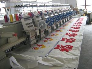 custom cap embroidery||1435801970,embroidery machine,flat embroidery machine