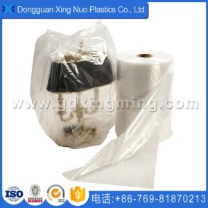 China 3 Mil - 135*26 Polyethylene Plastic Rug Storage Bag on sale