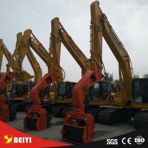 VH330 Beiyi excavator mounted integrated type pile driver