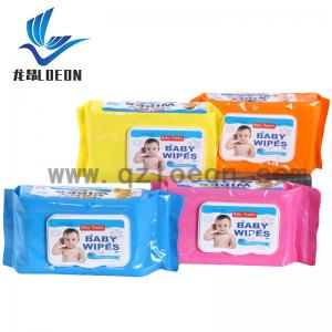 China 100% bamboo fiber biodegradable wholesale organic antibacterial baby wipes baby wet wipes on sale