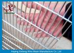Anti Climb Powder Coated Galvanized Security Fencing Jail Fence