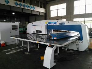 China Amada Types  High Speed CNC Turret Punching Press Machine 30 Ton 1250×2500 MM on sale