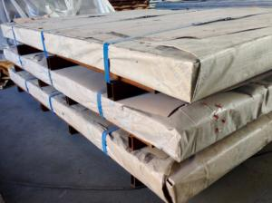 China SPCC DC01 Cold Rolled Steel Sheet on sale