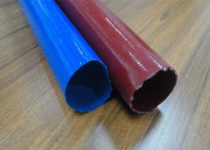 China Standard PVC Layflat Hose Water Discharge Pipe / Agriculture Irrigation Tubing on sale