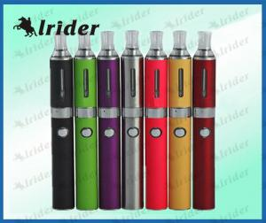 China CE Evod Electronic Cigarette With BBC MT3 Atomizer No Burning Taste on sale