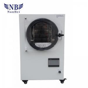China 4~6kg Wholesale Minitype Food Vacuum?Lyophilizer Home Mini Freeze Drying Machine with CE on sale